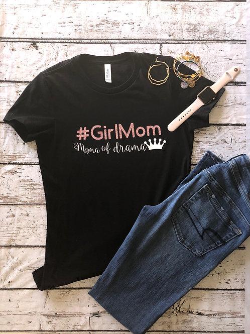 #Girlmom