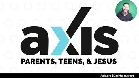 Hear from David at AXIS