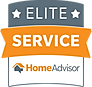 Benscoter Home Theater has been awarded the Elite Service seal from Home Advisor
