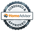 Benscoter Home Theater has been screened and approved by Home Advisor