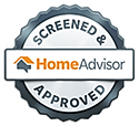 Benscoter Home Theater has been screened and Home Advisor approved