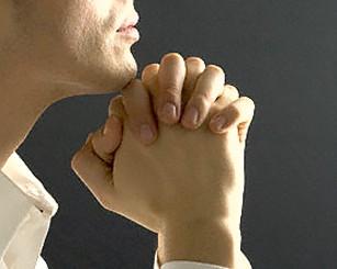 Alegria e seriedade na oração