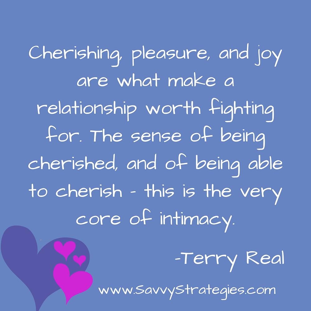 Ten Easy Ways to Cherish Your Partner