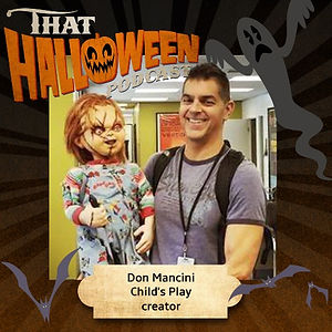 Don Mancini - Child's Play