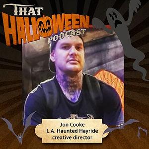 Jon Cooke - LA Haunted Hayride, Knott's Scary Farm, Queen Mary Dark Harbor