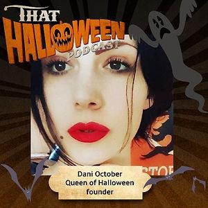 Dani October - Queen of Halloween