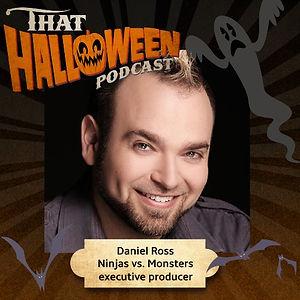 Daniel Ross - Ninjas vs. Monsters, Donald Duck