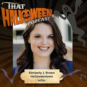 Kimberly J. Brown - Halloweentown