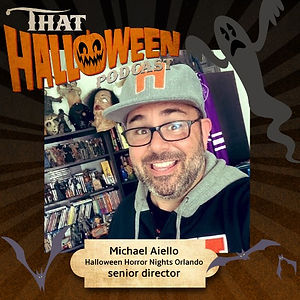 Mike Aiello - Halloween Horror Nights