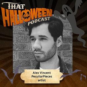Alex Vincent - Peculiar Pieces artist