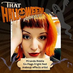 Miranda Riddle - Six Flags Fright Fest