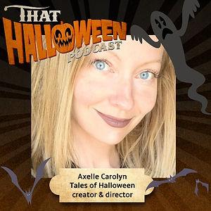 Axells Carolyn - Tales of Halloween