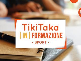 TORNA TIKITAKA (IN)FORMAZIONE A DESIO