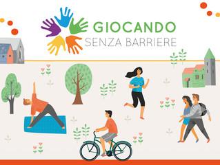 GIOCANDO SENZA BARRIERE _ SECONDA EDIZIONE