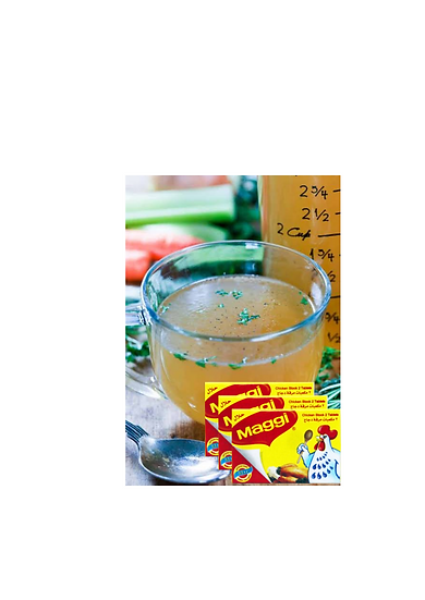 Maggi Chicken Stock Cubes (Halal) 24 Pcs