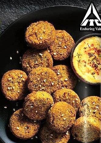 Falafel Nuggets - ITC, 1 Kg Pack