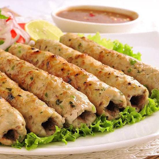 Chicken Seekh Kebab ITC - 1 Kg Pack