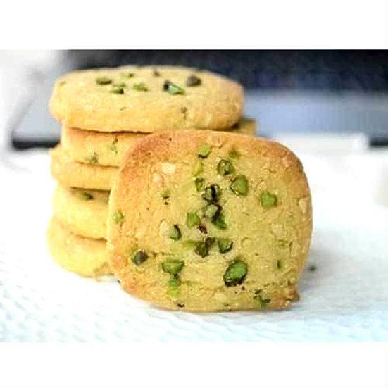 Pista Cookies, 300 Gms