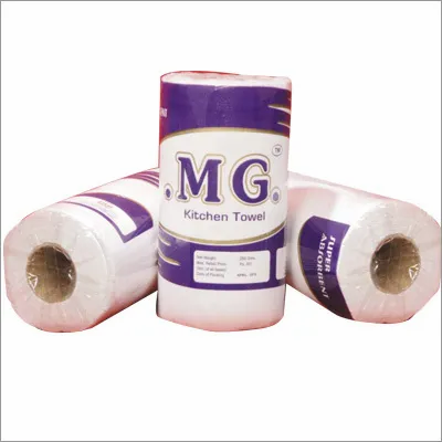 Kitchen Towel Tissue M G Pack of 2