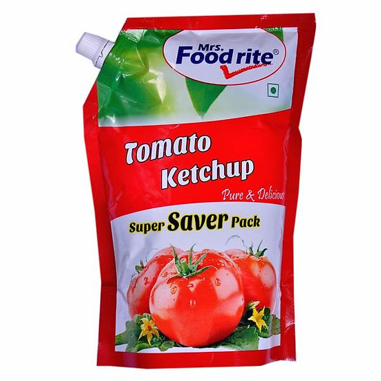 Tomato Ketchup Food Rite Smart Pouch 1Kg