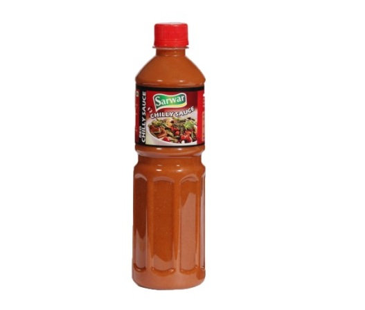 Red Chilly Sauce Sarwar,700gms