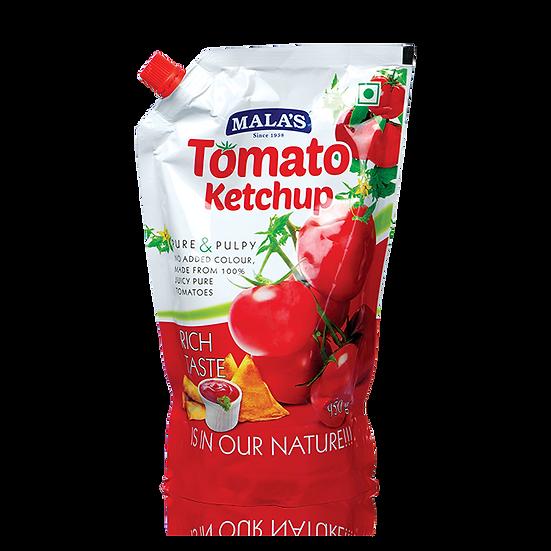 Tomato Ketchup Mala's Smart Pouch 950gms