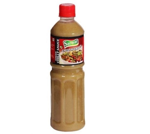 Green Chilly Sauce Sarwar,700gms