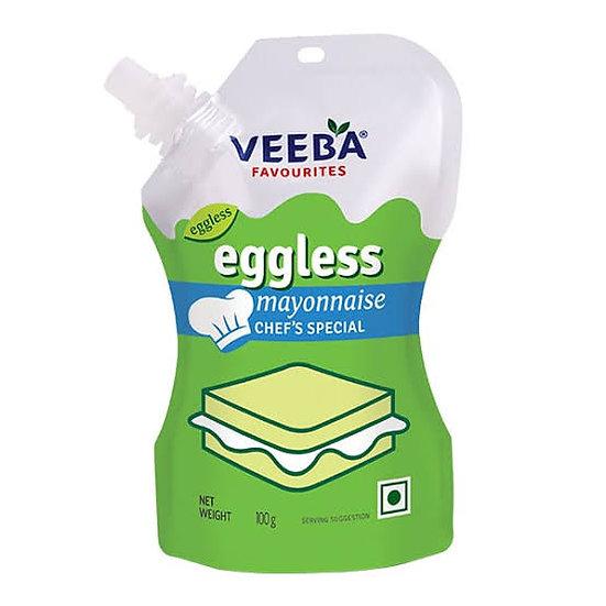 Mayonnaise Eggless Veeba Pouch, 875g