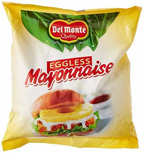 Delmonte Eggless Mayonnaise, 1kg