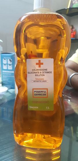 Antiseptic Liquid Unogen Multi-use  (1 Litre)