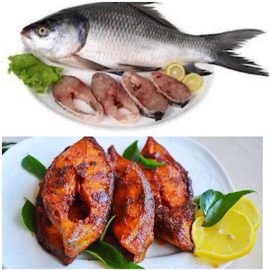 Talapia Fish Fresh, 1 Kg Gross