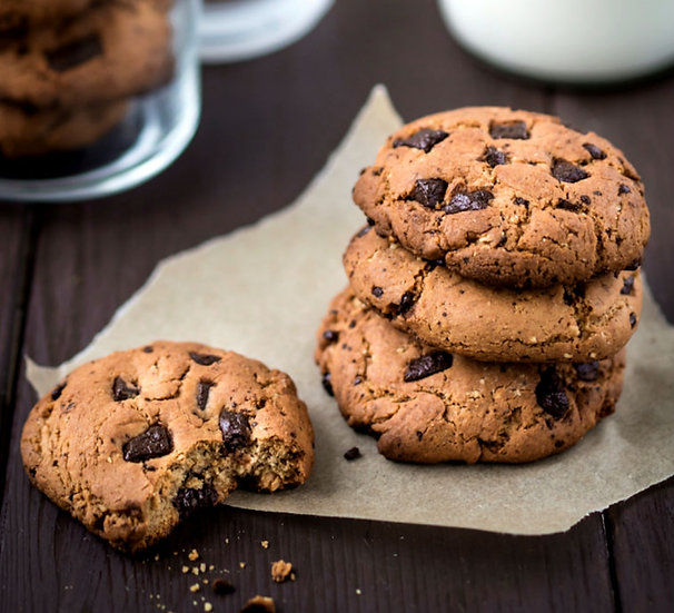 Choco Chips Cookies, 300 Gms