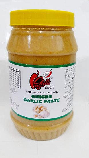 Ginger Garlic Paste - 1 Kg