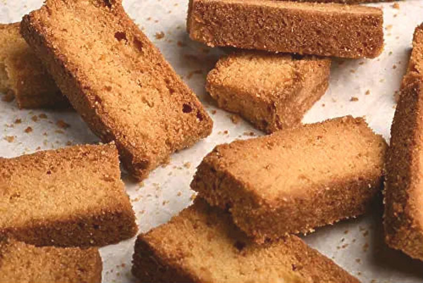 Cake Rusk Biscuits, 300 Gms