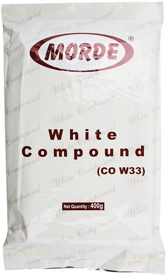 White Compound Slab Morde-400gm