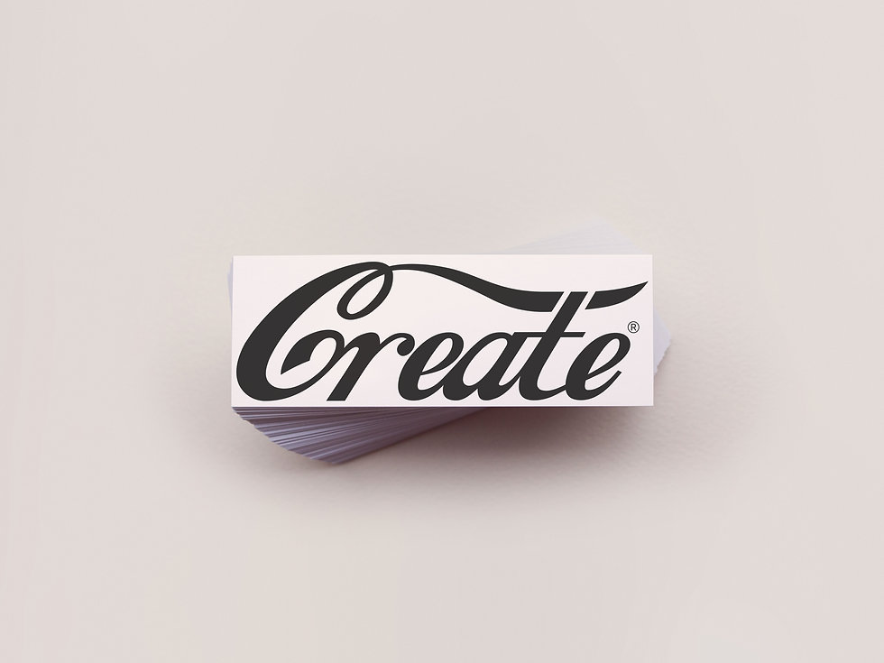 Portfolio of graphic design work for Perception.Co