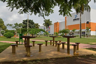 """Parque da Família Praça Norberto Teixeira"""""""