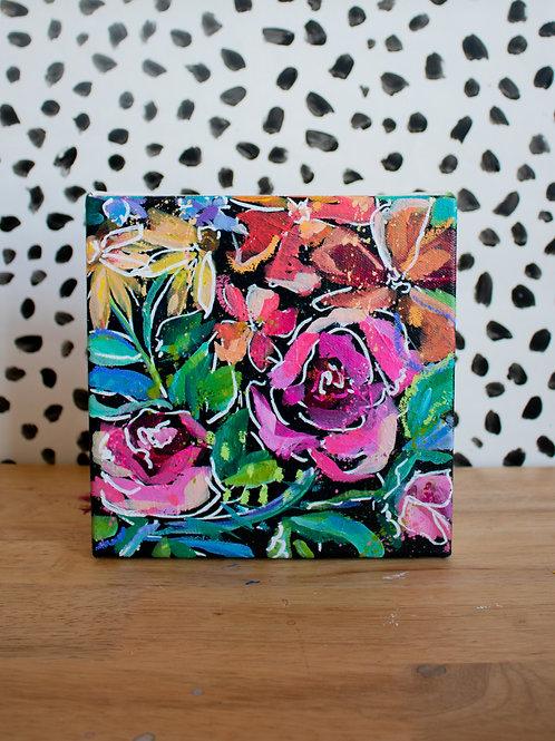 """The Garden"" Original Acrylic Painting"