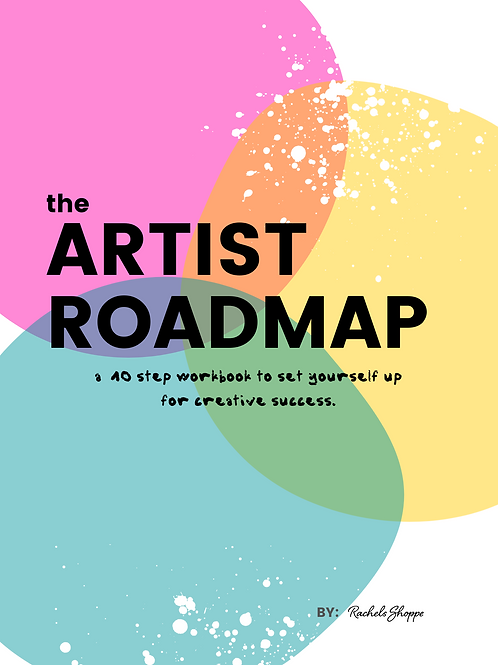 The Artist Roadmap Workbook