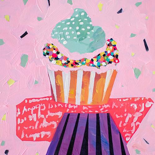 """Sweet Surprise"" Original Acrylic Painting"