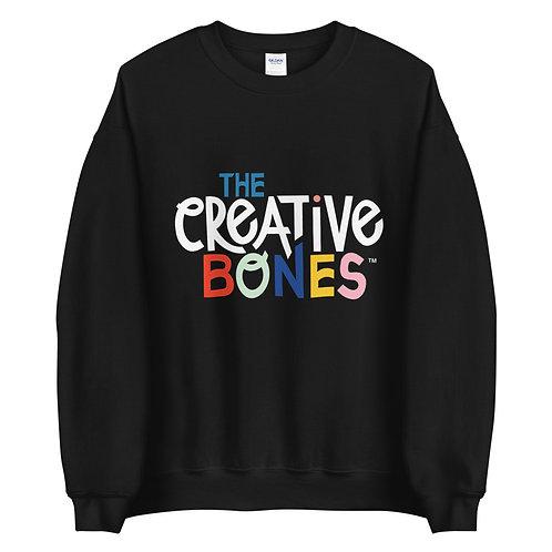 The Official Creative Bones Sweatshirt
