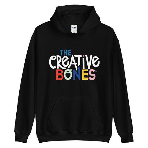 The Official Creative Bones Hoodie