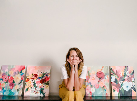 Growing With The Wildflowers: An Artist Interview with Alyssa Parry