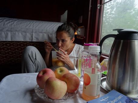 On train travel