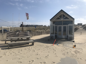 Adventures on our doorstep: Easter on the beach