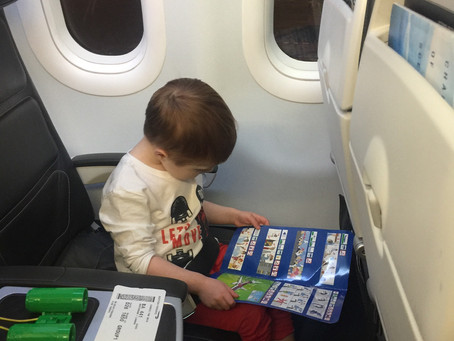 How to immerse young kids ahead of travels