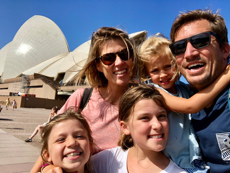 Family Travel Series #2: Sophie from Belgium on her family world trip and having to cut it short
