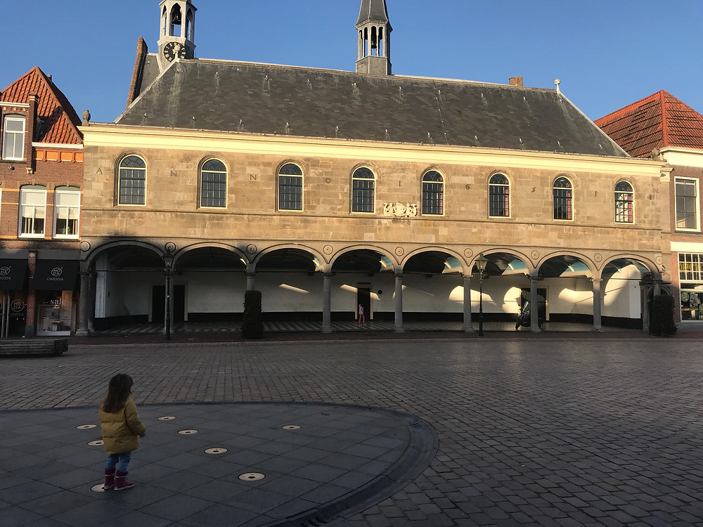 Zierikzee main square