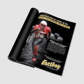 EASTBAY MAGAZINE AD