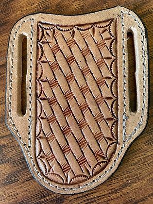 Large Basket Weave